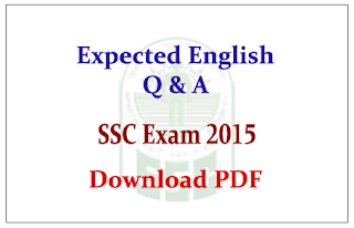 List of Expected English Closest Meaning Questions and Answers Capsule Download in PDF
