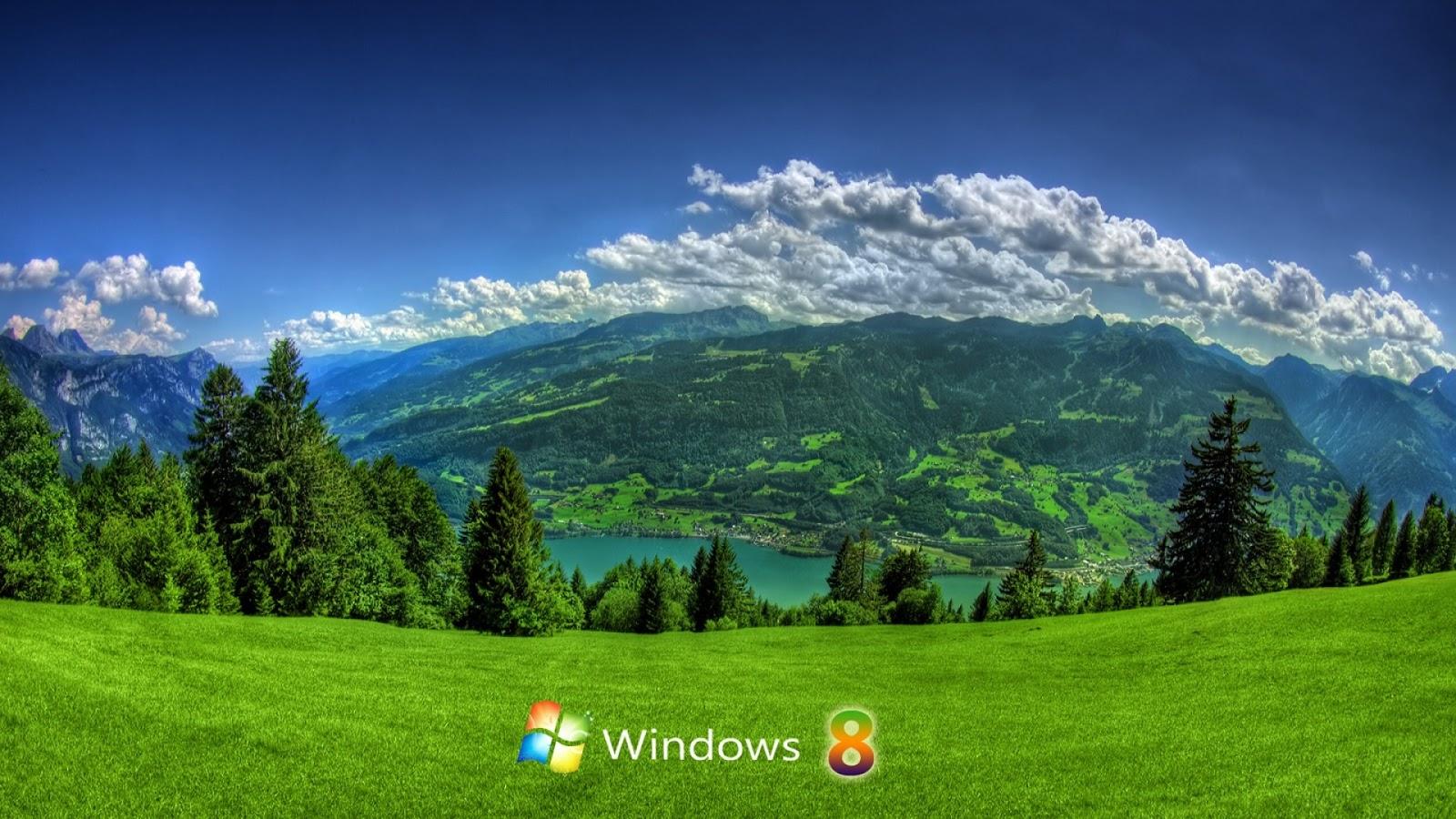 Windows 8 High Resolution