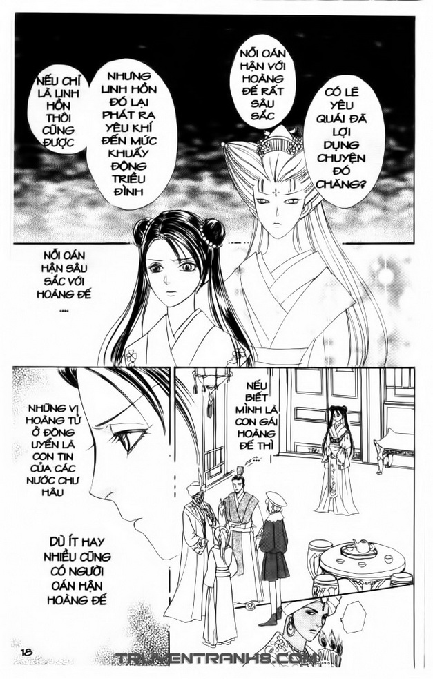 Đôi Cánh ỷ Thiên - Iten No Tsubasa chap 10 - Trang 17