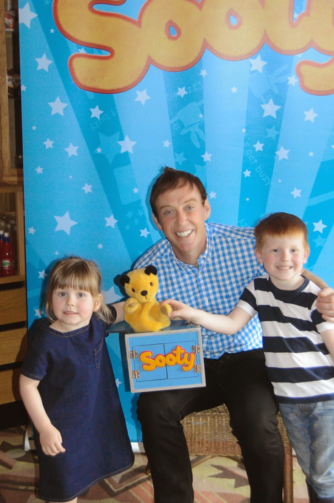 Sooty Show Live