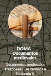 PORTAL DE DOMA - DOCUMENTOS MEDIEVALES