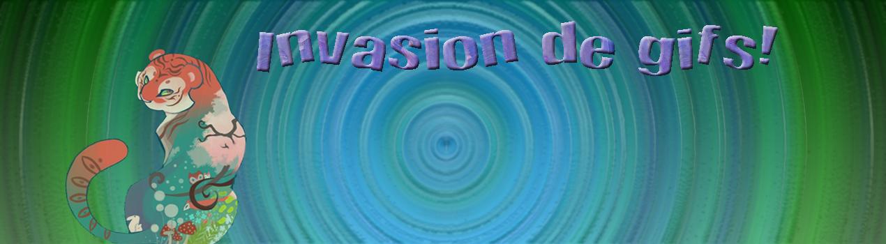 Invasión Gif