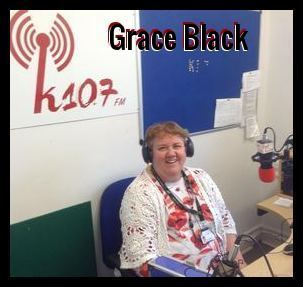 Monday Jazz Lounge with Grace Black  107FM