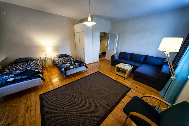 Yömyssy Apartments in Kerimäki, Finland