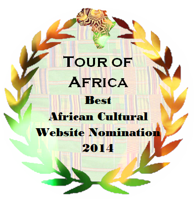 Best  African Cultural Website Nomination  2014
