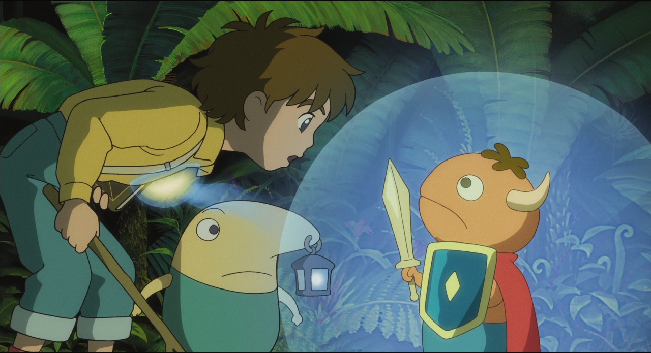 Ni No Kuni HD & Widescreen Wallpaper 0.49119957693132