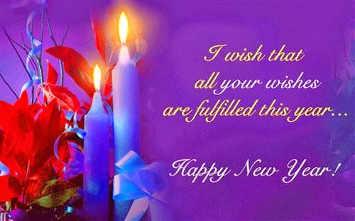 Top Example Of New Year 2015 Greeting With Messages