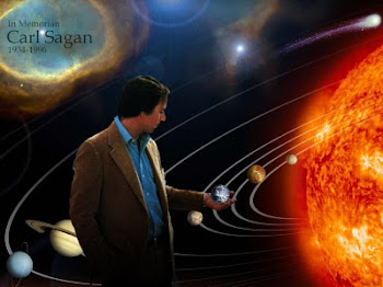 Carl Sagan(1964-1996). In Memoriam.