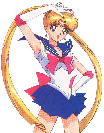 gif animado de sailor moon: