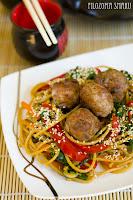 (spaghetti azjatyckie