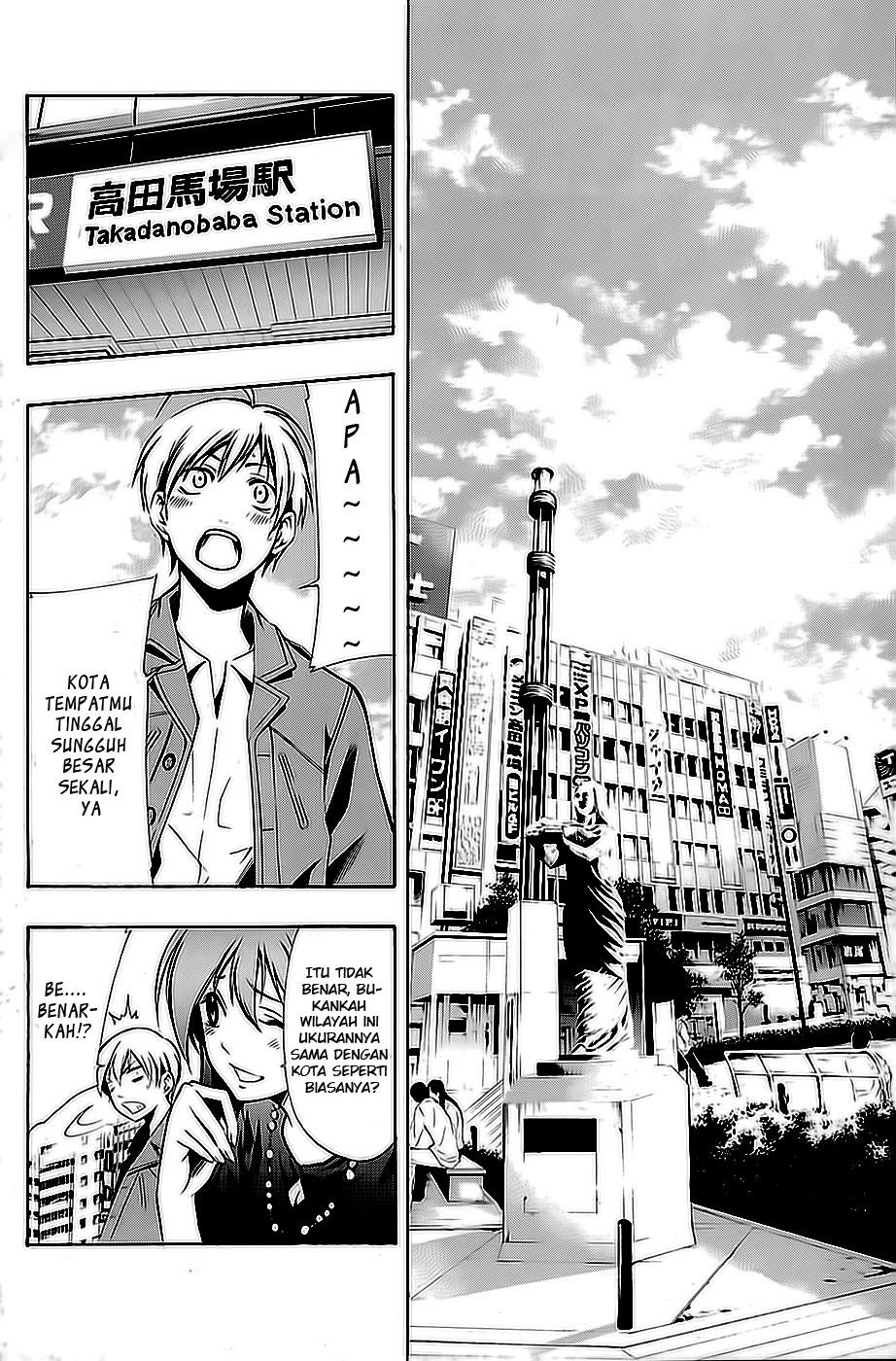 Komik kimi no iru machi 26 page 6