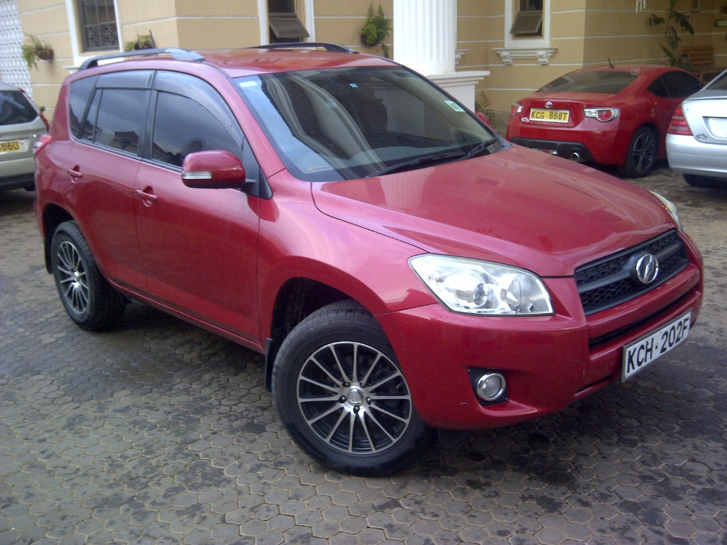 nairobimail toyota rav4 2009 full options 2400cc maroon. Black Bedroom Furniture Sets. Home Design Ideas