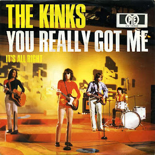 You really got me. The Kinks. Van Halen