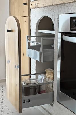 Innenauszug für eine Küche nachträglich einbauen - Harald Maier