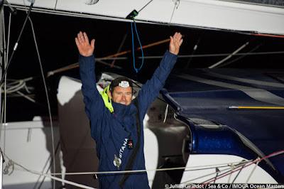 Seb Josse remporte la Saint Barth - Port la Foret !