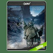 Día de la Independencia: Contraataque (2016) HC HDRip 720p Audio Ingles 2.0 Subtitulada