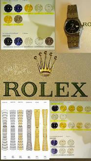 Rolex Oyster quartz