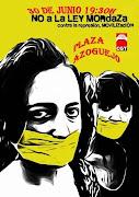 Concentración No a la Ley Mordaza