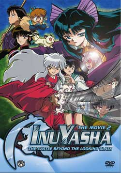 Inuyasha Khuyển Dạ Xoa Movie 2 - The Castle Beyond The Looking Glass