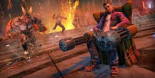 Saints Row Gat Out of Hell PC Free Download