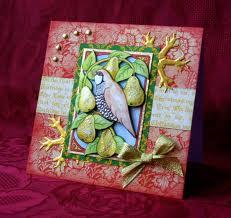 Partridge In A Pear Tree Wedding Invitations