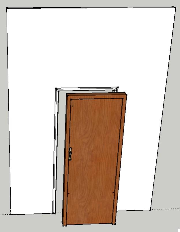Como instalar una puerta | PAKAVER