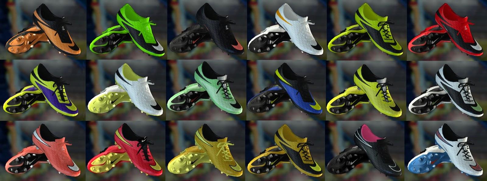 PES 2013 Bootpack Nike Hypervenom By Nach