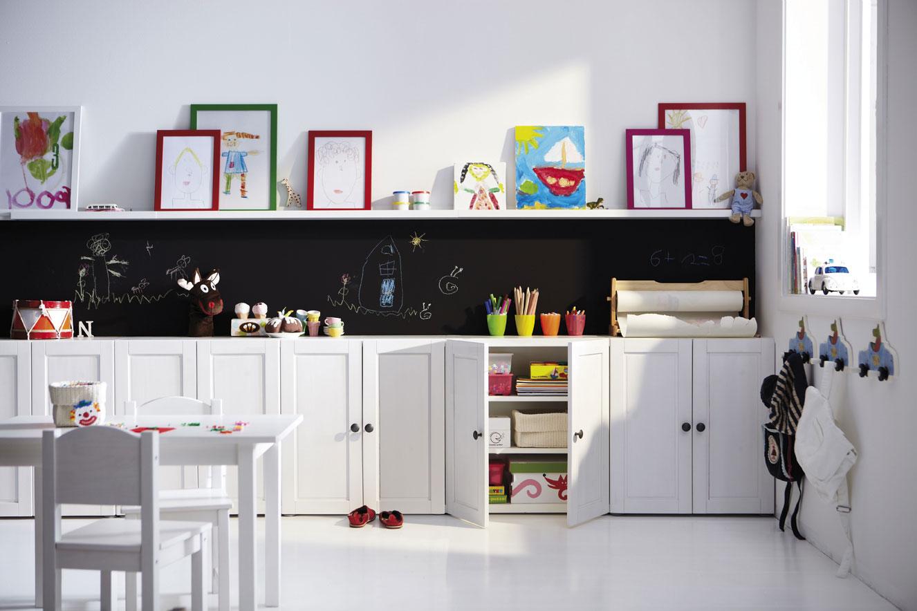 Kinderbett Mit Gästebett Ikea ~ Catálogo Ikea 2012 Niños!! Ambientes con los nuevos productos