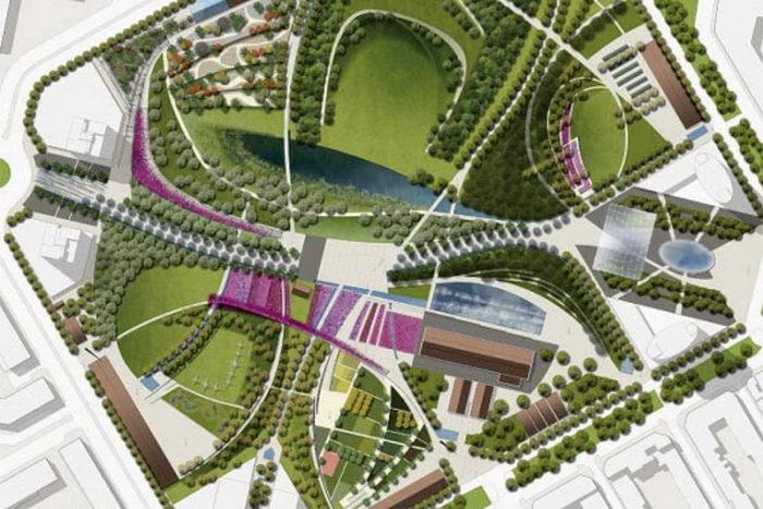 Mis lemas dom sticos el parque central de valencia ya tiene proyecto ganador - Paisajismo valencia ...