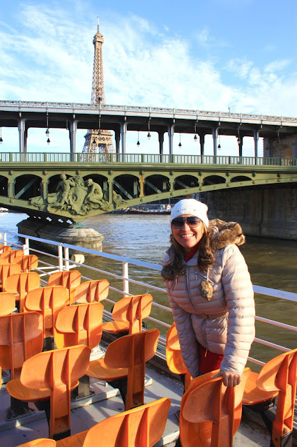 Rio sena Paris França