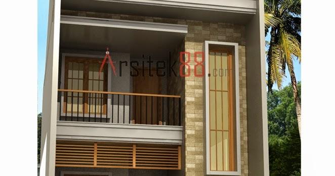 Desain Rumah Minimalis 2 Lantai 6x15 Gambar Desain Rumah