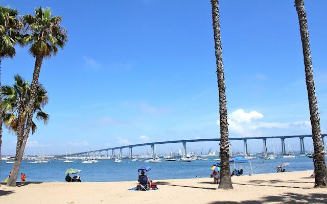 Coronado Island em San Diego