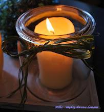 Lampiony, świeczniki, latarenki