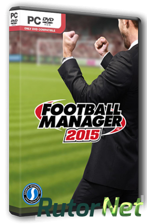 Football Manager 2015 v15.1.3 Cracked-3DM Cover Logo http://jemberantri.blogspot.com