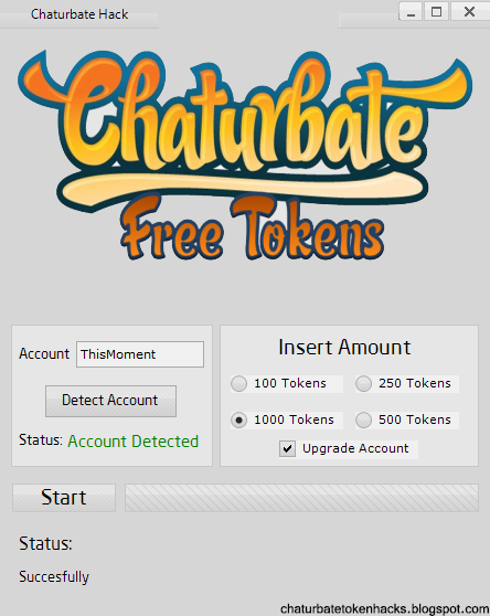What Is The Chaturbate Token Hack Password