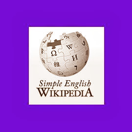 Simple English Wikipedia logo