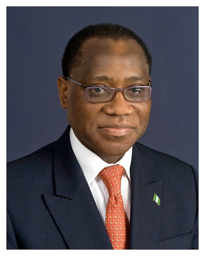 Nigerian Minister of Industry, Trade and Industry