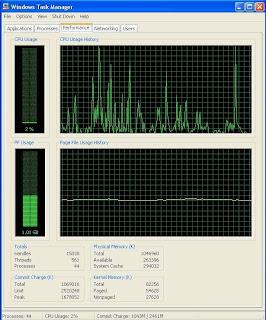 mengatasi komputer lambat