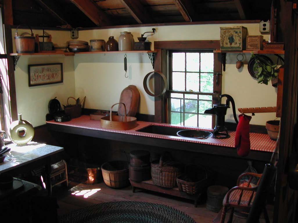Raising Laura A Victorian Kitchen Revival Part 3