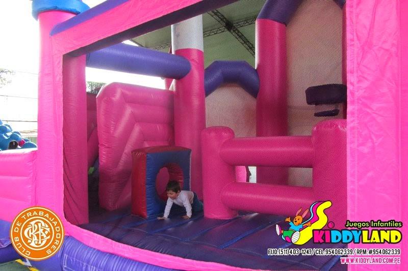 Alquiler Juegos Inflables Lima Peru