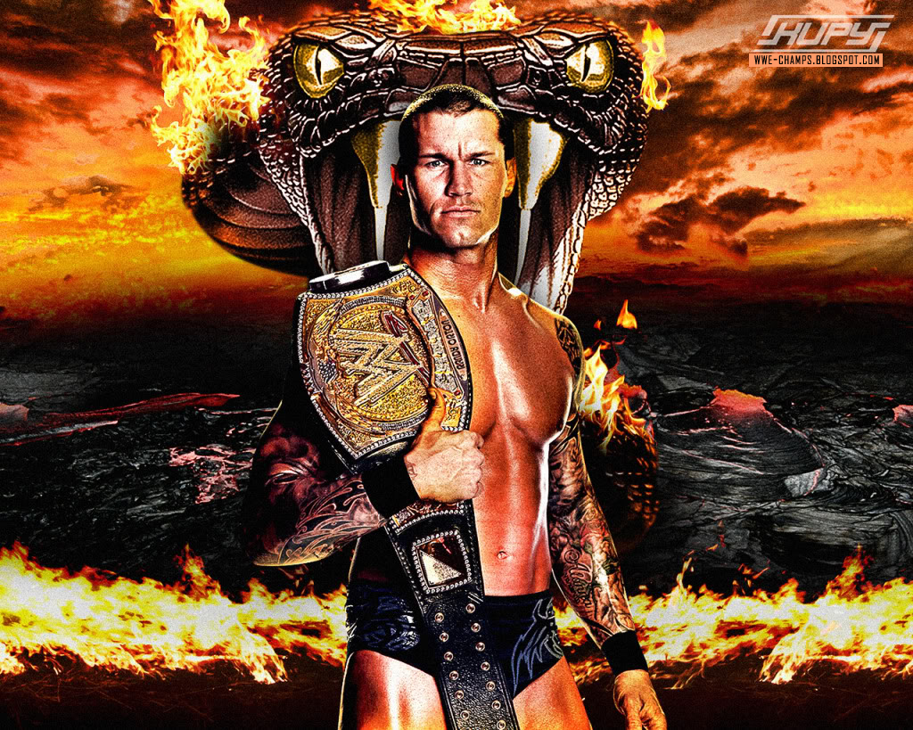 Randy Orton RKO Wallpapers - Wallpaper Cave
