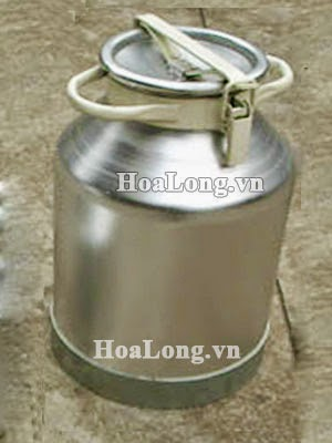 Bình đựng sữa nhôm 40L