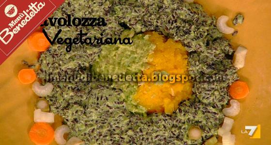 Tavolozza Vegetariana di Benedetta Parodi