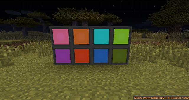 Iluminación para Minecraft