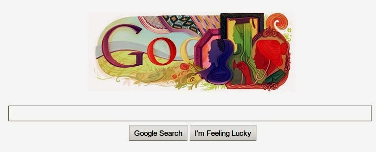 Google Doodle for International Women's Day 2011