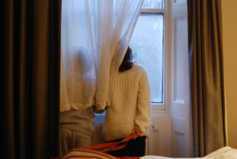 londra finestra