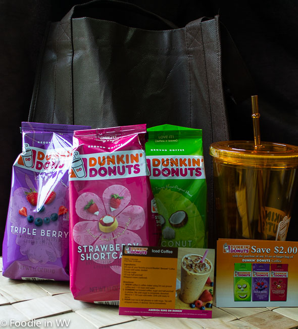 Dunkin Donuts In-Home Party Pack