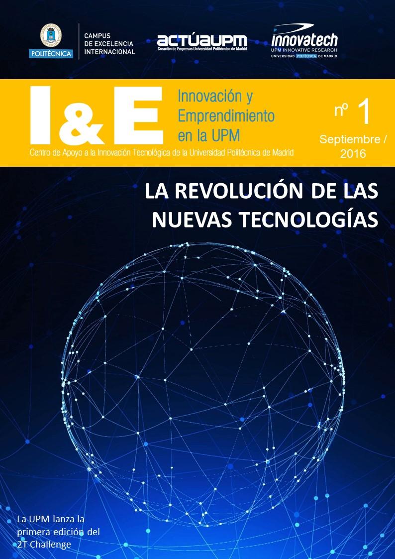 Nº1 I&E Innovación y Emprendimiento en la UPM