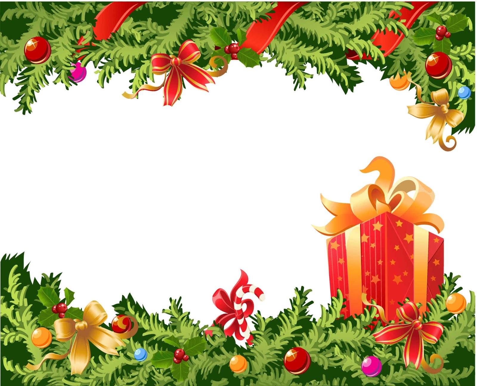 Regalo decoraciones linda tarjeta para esta navidad 2012