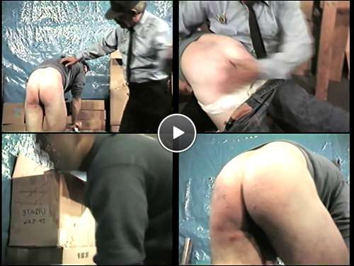 guys get spanked video
